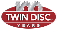 Twin Disc 100 Logo