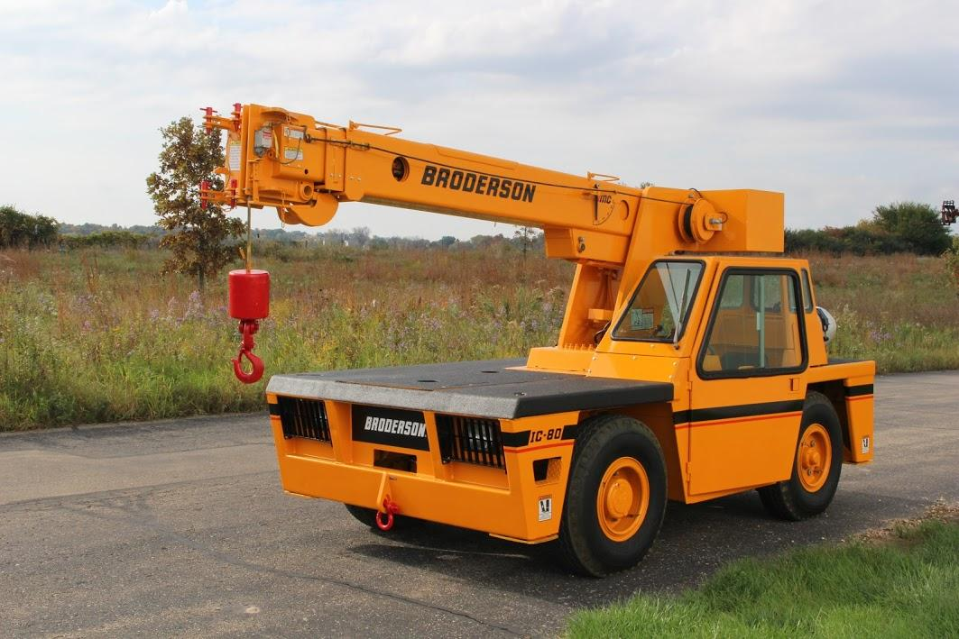 Reconditioned Crane for sale