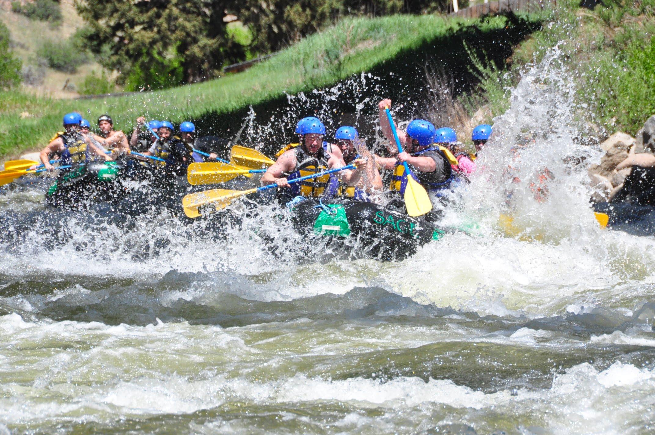 Pjpower Rafting